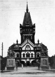 Abator Timisoara foto veche
