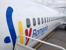 Avion Fly Romania