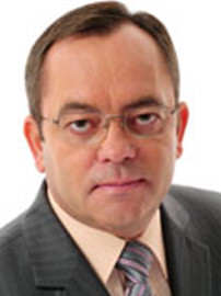Gheorghe David bust
