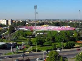 Zona Stadionului Dan Paltinisanu Foto Panoramio