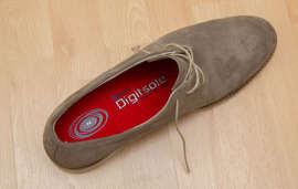 Pantof cu talpa inteligenta