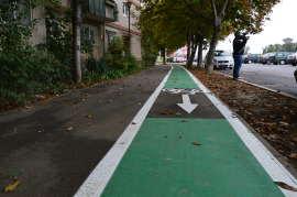 Pista biciclete strada Orion