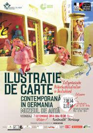 Afis Ilustratie germana