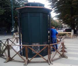 Statie filtrare aer Timisoara