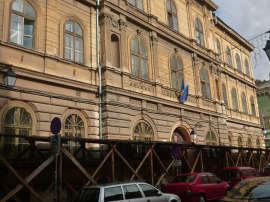 Liceu Nikolau Lenau in renovare