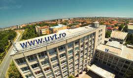 Universitatea de Vest Timisoara Foto Eyeinthesky