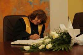 Ana Blandiana Doctor Honoris Causa  2