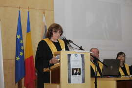 Ana Blandiana Doctor Honoris Causa