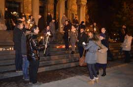 Comemorare Revolutie Catedrala Mitropolitana Decembrie 2014