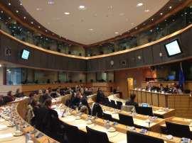 Conferinta in Parlamentul European