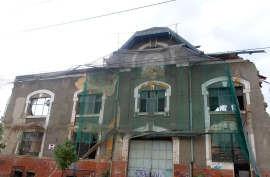 Fabrica-de-Ciorapi Timisoara demolata 2