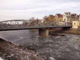 Podul de fier Lugoj
