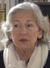 Rodica Binder portret