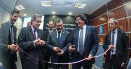 Inaugurare Consulat onorific Franta la Timisoara Foto debanat