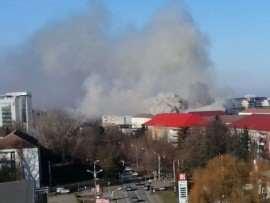 Incendiu Complex Studentesc