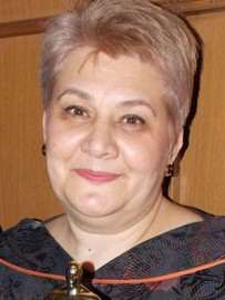 Maria Bikfalvi portret