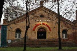 Sala 2 a Teatrului National Timisoara (2) Foto Adrian Piclisan