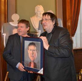 Stefan Popa Popas si Siegfried Bracke