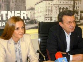 Aurelia Marcoane si Petru Ehegartner Foto Ligia Hutu