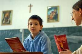 Religie in scoli Foto Radio Resita