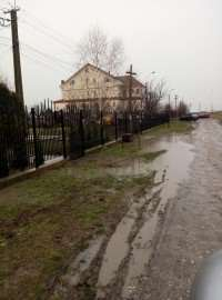 Strada de acces - Centru medical Becicherec - 1