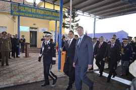 Victor Ponta vizita Foeni