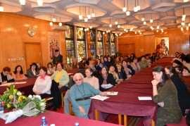 Intrunire Societatea Femeilor Crestin Ortodoxe