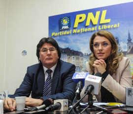 Nicolae Robu si Alina Gorghiu (4) Foto Costi Duma