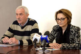 Teodor Maries si  Daniela Iordan (2) Foto Ligia Hutu