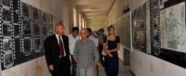 Sorin Vintila Mester secretar de stat, Traian Orban presedinte Memorialul Revolutiei (1)