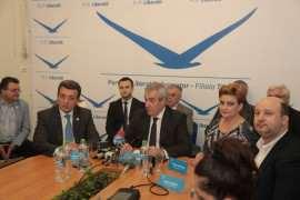 Calin Popescu Tariceanu la Timisoara Foto Tariceanu Fb