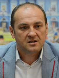 Darius Postelnicu portret Foto PNL Timis
