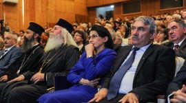 IPS Ioan Mitropolitul Banatului si Ecaterina Andronescu  (2) Foto Costi Duma