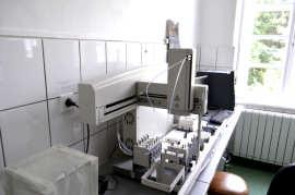 Laborator cercetare UMF Timisoara (2) Foto Ligia Hutu