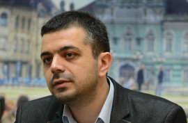 Marian Vasile secretar general adjunct al PNL Timis Foto PNL Timis
