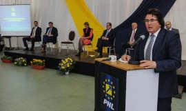 Nicolae Robu pupitru PNL Foto PNL Timis