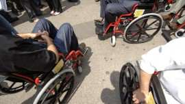 Persoane cu handicap Foto Gorjeanul