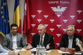 Ion Raducanu presedinte UNPR Timis Foto Costi Duma