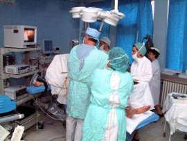 Spital sala operatie Foto RFI