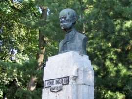 Statuie Emanuil Ungureanu