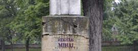 Statuie Traian Grozavescu Foto Ligia Hutu