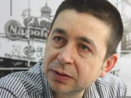 Vasile Ernu Foto Europa Libera