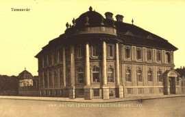 Vila Kimmel poza veche Foto Salvati Patrimoniul Timisoarei