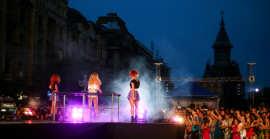 Concert de Ziua Timisoarei 2014 Foto ora de timis