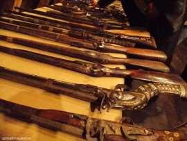 Expozitie arme foc