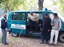 Migranti ilegali Foto IGPF