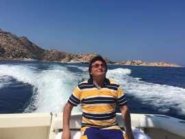Nicolae Robu in Sardinia 2