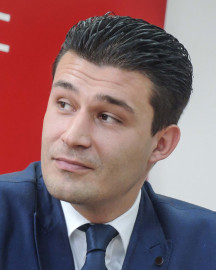 Sebastian Raducanu presedinte PSD Timisoara (o) Foto Costi Duma