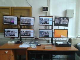 Sistem video centralizat camine UVT