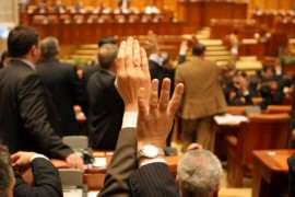 Vot in Parlament